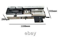 Wireless A4 Book Binding Machine Desktop Hot Melt Glue Book Binder 1200With110V