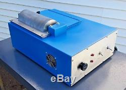 10 Rouleau Hotmelt Colle Applicateur Machine Méthode Supérieure À Une Colle Gun