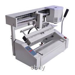 110v Hot Melt Glue A4 Book Binder Perfect Binding Machine Applicator Poignée