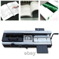 1200w Sans Fil A4 Bureau Chaud Melt Reliure Machine Colle Livre Papier Binder