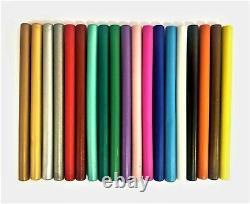 19 X Sticks D'étanchéité De Cire Ou De Perles. Full Set Pour La Bougie De Fusion De Sceau De Timbre De Lettres