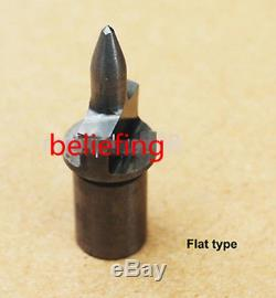 1pc Appartement De Type 5 / 8-18 Flowdrill Friction Thermique Thermofusibles Peu Court Drill 15.2mm