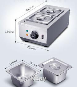 220 V 2-tanks Chocolat Commercial Fusion Machine Électrique Chocolat Chaud Fondant
