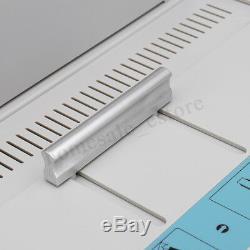 220 V 50 MM Électrique De Bureau Thermofusibles Reliure Feuille De La Machine Enveloppe Pour Papier A4