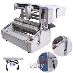 220 V Colle Chaude Livre Reliure Reliure Parfaite Poignée Machine Papier Applicateur