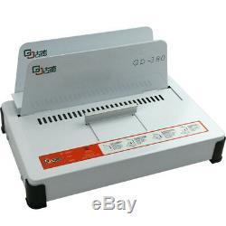 220 V Gd380 Automatique Thermofusibles A3 A4 Reliure Machine A5 Livre Enveloppe Binder