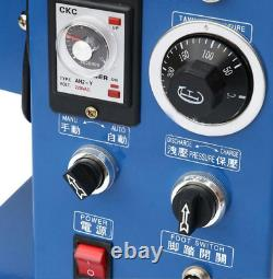 220v Adhésif Injectant Distributeur Hot Melt Glue Spraying Gluing Machine
