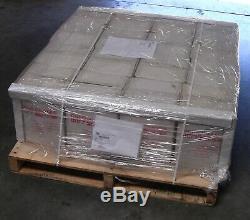 2 Rubans D'emballage Thermofusibles De Longueur Transparente, Longueur Machine, 16 (16 Étuis, 96 Rouleaux)