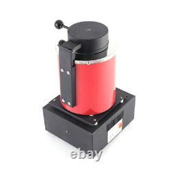2kg Moulage Automatique En Métal Électrique Furnace Forge Or Cuivre Aluminium 110v Hot