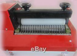31cm Hot Melt Adhésif Gluing Machine D'enduit De Colle Pour Le Cuir, Papier 220 V