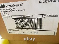 3m Scotch-soudure 3750ae Adhésif À Fusion Chaude, Clair 25lb