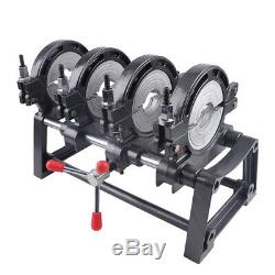 4 2,48 À 6,30 Colliers Fusion Soudeur Manuel Tuyau Pe / Pp / Pb Hot Machine De Fusion