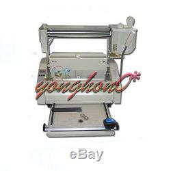 4 En 1 Hot Melt Colle Colle Book Binder Machine De Liaison Parfaite A4 Taille 220v Nouveau