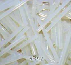 50 Pièces De 7,5 MM X 100 MM Clair Petit Thermofusibles Sticks Colle Pour Artisanat Bricolage Pistolet À Colle