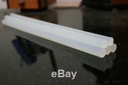 7mm / 11mm Translucence Colle Chaude Stick Électrique Pistolet À Colle Craft Réparation 10p