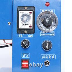 900w Pulvérisation De Colle De Colle Chaude Melt Machine Adhésive Distributeur D'injection Bleu
