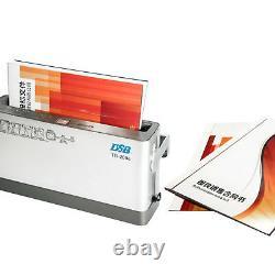 A3/ A4/ A5 Automatic Hot Melt Binding Machine Thermal Glue Book Binder