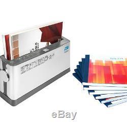A4 Reliure Couverture Électrique Document Thermofusibles Reliure Thermique 10 Feuille 1/2/3/6/10 MM