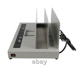 A4 Taille Électrique Chaud Melt Machine De Reliure De Livre Thermique Binder 220v
