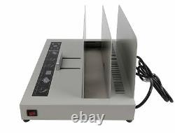 A4 Taille Électrique Chaud Melt Machine De Reliure Livre Thermique Binder 220v T
