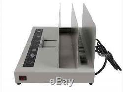 A4 Taille Électrique Thermofusibles Bookbinding Machine Thermique Relieuse 220 V Bi