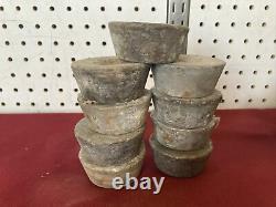 Charge La Hot 1 Pot De Melage De La Pot 2 Moules, Pot De Plomb Et Plomb