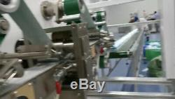 Chirurgical Thermofusibles Haute Vitesse Fac3 Ma $ K Machine 1.000.000 Pièces Par Jour