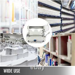 Colle Chaude Binder Reliure Machine 160 Livres / H Withfree Numérique À Granulés 110v