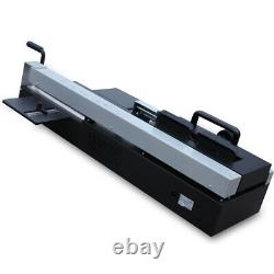 Colle De Bureau Reliure Machine Manuelle Melt Colle 0-320mm A4 Binder De Papier De Livre
