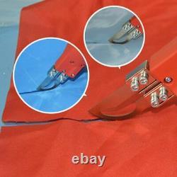 Coupe-couteau Chaud Pour Les Coupeurs D'outils Électriques De Fond De Tissu Chimique