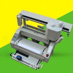 Desktop Hot Melt Glue Binding Machine Glue Books Binding Machine Glue Binder