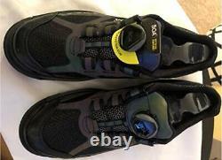 Dexter T. H. E 9 Ht Boa Color Shift Hot Melt Bowling Shoes 9 M Us Noir/gris