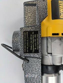 Distributeur D'alimentation Portable Hot Melt Extrusion Gun Butyl Corde Extruder 120v 12.8a