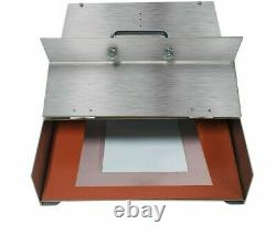 Dtf Poudre Curing Fast Hot Melt Powder Curing Tool 300mmx400mm Coussins Chauffants
