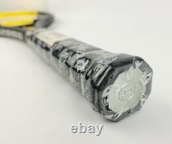 Dunlop Hotmelt 200g Strung Tennis Racquet 4-3/8 Grip 95 Sq Inch Head With Bag