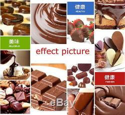 Fondoir À Chocolat Chaud Électrique 220v