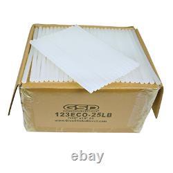 Gluestickséconomie Directe Chaud Melt Glue Sticks 7/16 X 10 25 Lbs Bulk