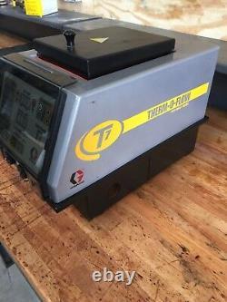 Graco T7 Therm-o-flow Hot Melt Tank Partie #234251