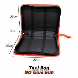 Gun De Colle 150w Chaud Melt Réglable Température Buse 11mm Bâtons Pa66 Plastique