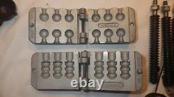 Hilts The Hot 1 Plomb Fondant Ladle En Fonte 120v 400w & 2 Moules Bullet