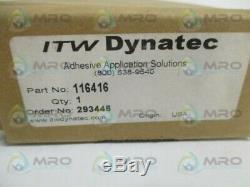 Itw Dynatec 116416 Applicateur D'adhésif Thermofusible Nouveauté Dans La Boîte