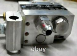 Itw Dynatec Bf0441bd2s Hot Melt Applicator Head & 110639 Module Livraison Gratuite