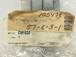 Itw Dynatec H20 Hot Melt Glue Gun Head Module D'applicateur Adhésif Cw1020