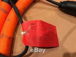 Jamais Utilisé Itw Dynatec Dynaflex 101087 12' Colle Chaude Tuyau 240v Box Ouvert