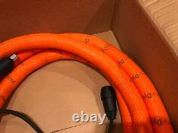 Jamais Utilisé Itw Dynatec Dynaflex 101089 24' Hot Melt Glue Hose 240v Open Box