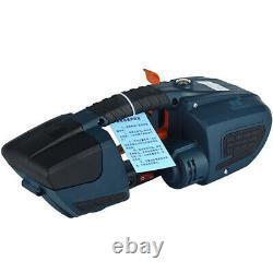 Jdc13/16 Pet Hand-held Electric Packer Baler Pp Pet Strap Auto Hot Melting Packe