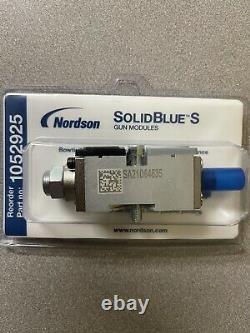 Lot De 2 Nordson 1052925 Solidblue S Hot Melt Gun Module