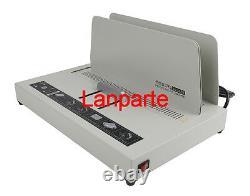 Machine De Reliure À Chaud Électrique À Fonte Chaude Livre Thermique Binder Pour A4 220v