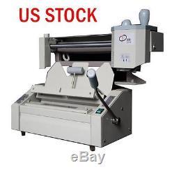 Machine De Reliure De Livre De Format A4 Reliure De Livre + Pastilles De Colle Thermofusible 6lbs USA
