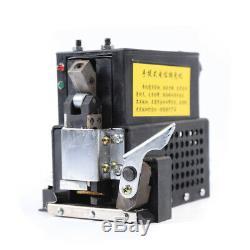 Manuel D'emballage Thermofusibles Cercleuse Baler Portable Pour Pp Ceinture 200w 110v